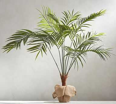 Faux Potted Palm Tree - Pottery Barn