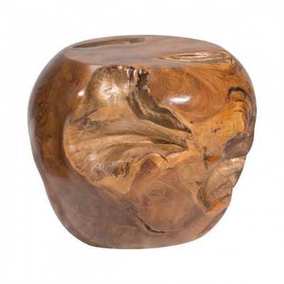 Fossil Table Stool - Zuri Studios