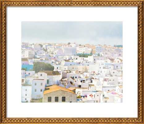 "Andalucian White - 24"" x 20"" - Artfully Walls"