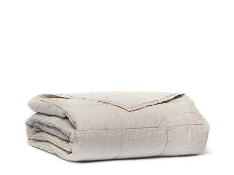 Essential Quilt, King/Cal King, Bone - Parachute