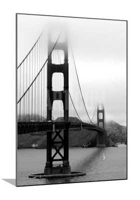 "GOLDEN GATE BRIDGE - 18"" x 24"" Mounted Print - art.com"