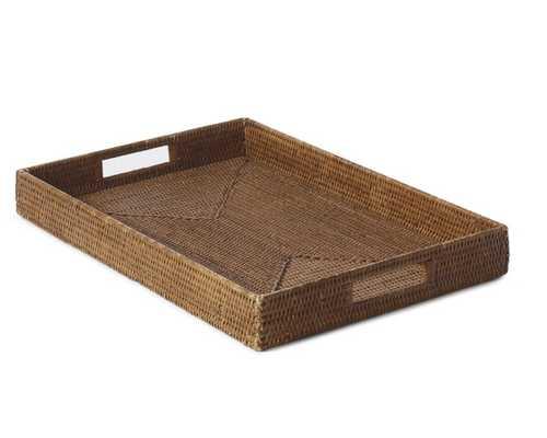 Hapao Rectangle Trays - 20x28 - Williams Sonoma Home