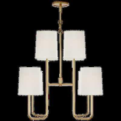 Go Lightly Medium Chandelier - Circa Lighting