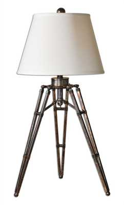 Tustin-Table Lamp - Hudsonhill Foundry