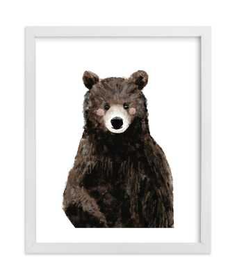 Baby Animal Bear - Minted