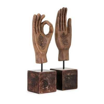 Ronan Hand Statuaries - Ast 2 - Mercer Collection