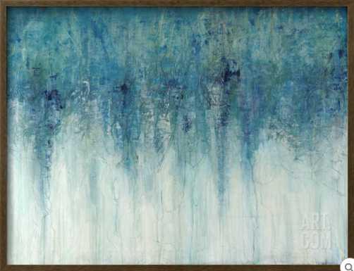 OPAL II - canvas framed - art.com