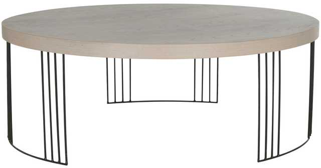KEELIN MID CENTURY SCANDINAVIAN WOOD COFFEE TABLE - Arlo Home