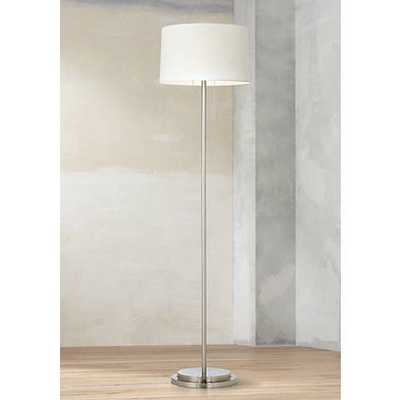Simplicity Double Pull Floor Lamp - Lamps Plus