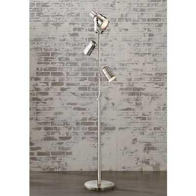 Possini Euro Design Nuovo 3 Light Floor Lamp - Lamps Plus