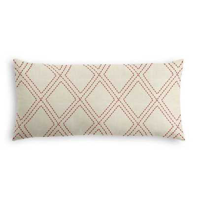 Diamonds Are Forever Pillow Cover - Loom Decor