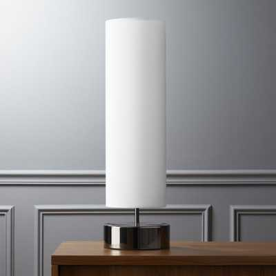 paramount table lamp - CB2