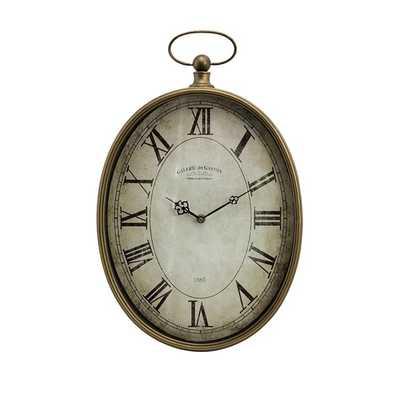 Toledo Clock - Mercer Collection