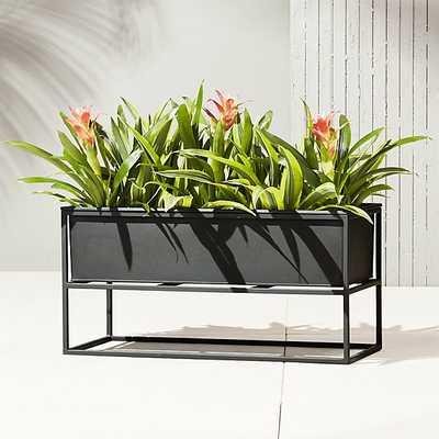 kronos low planter - CB2