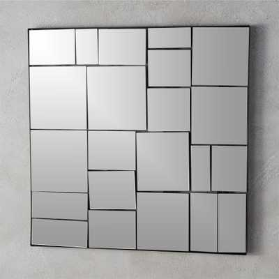 """""""perspective 24.25"""""""" wall mirror"""" - CB2"""