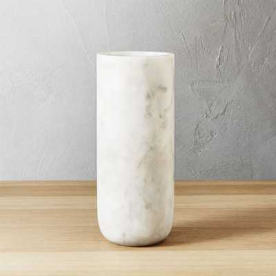 marble vase - CB2