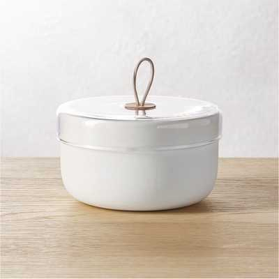 ventura wide canister - CB2