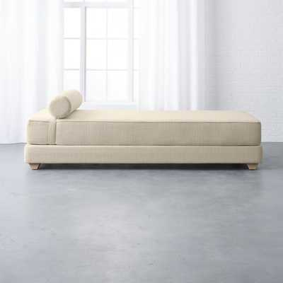 lubi natural sleeper daybed - CB2