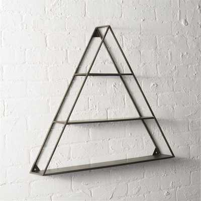 a frame shelf - CB2