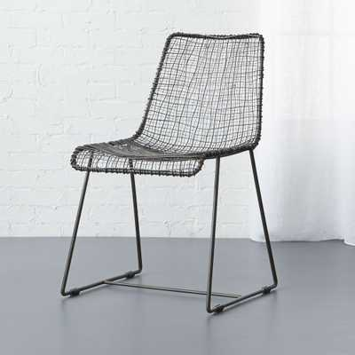 reed chair - CB2