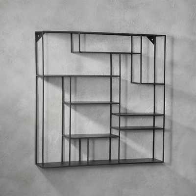 alcove wall shelf - CB2
