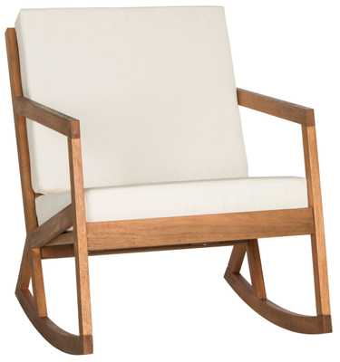 VERNON ROCKING CHAIR - Arlo Home