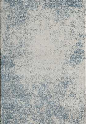 "LOFT / LO-02 BLUE Rug - 7'10"" x 9'10"" - Sera Rugs"