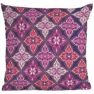 PROVENCAL LAVENDER 5-18x18-cover with insert - Wander Print Co.