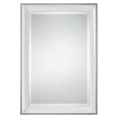 Lahvahn mirror - Hudsonhill Foundry