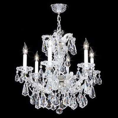 "James R. Moder Maria Teresa 23"" Wide Royal Chandelier - Lamps Plus"