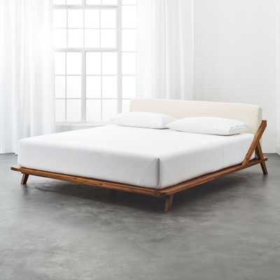drommen king bed - CB2