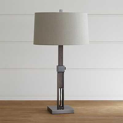 Denley Bronze Table Lamp - Crate and Barrel