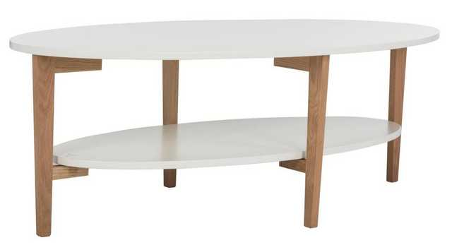Woodruff Oval Coffee Table - Arlo Home