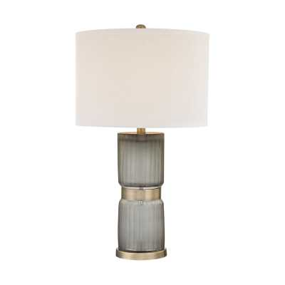 Cotillion 1 Light Table Lamp - Rosen Studio
