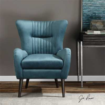Dax, Accent Chair - Hudsonhill Foundry
