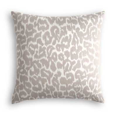 EURO SHAM in Tobi Fairley Tommye - Mineral - Loom Decor