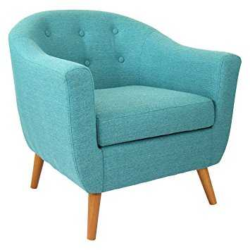 ROCKWELL CHAIR - Teal - Hollis Modern