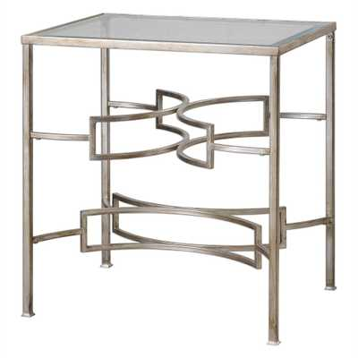 Eilinora, End Table - Hudsonhill Foundry