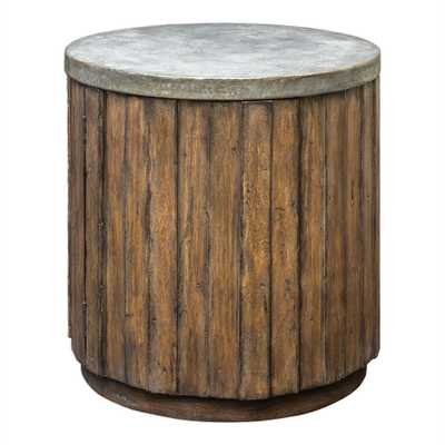Maxfield, Accent Table - Hudsonhill Foundry