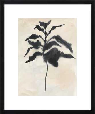 Blur by Emily Grady Dodge 16x20 with black frame - Artfully Walls