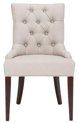 Amanda Chair - Taupe - Arlo Home