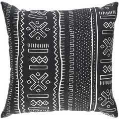 Ethiopia ETPA-7227, 18x18, Polyester Insert - Neva Home