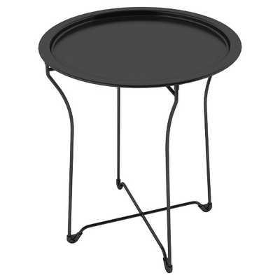End Table Metal Black - urb SPACE - Target