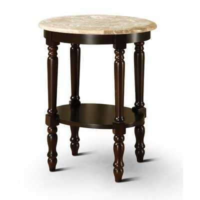 Biddlesden End Table - Wayfair