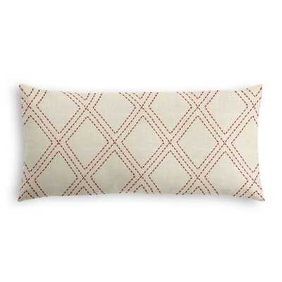 Diamonds Are Forever Pillow w/ Poly insert - Loom Decor