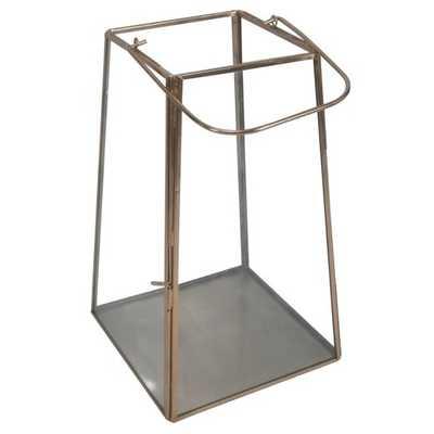 Outdoor Lantern Stainless Steel & Glass - Smith & Hawken™ - Target
