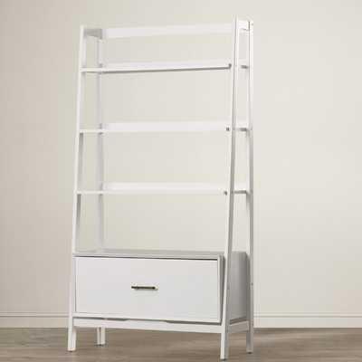 "Easmor 70"" Etagere Bookcase - Wayfair"