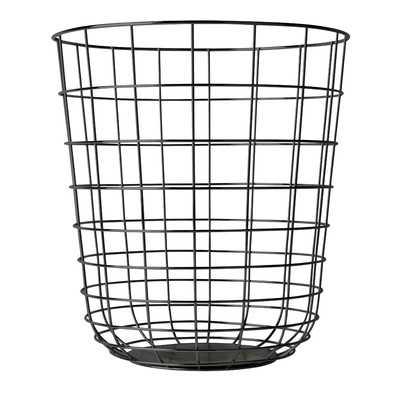Norm Wire Basket - Wayfair