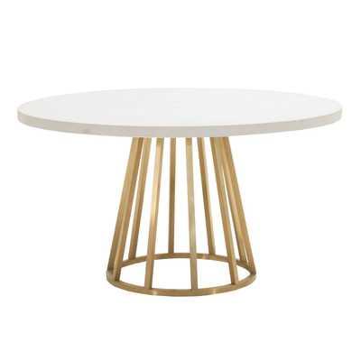 """Annex 54"""" Round Dining Table - Alder House"""