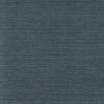 Plain Grass Wallpaper - Blue VG4405 - York Wallcoverings